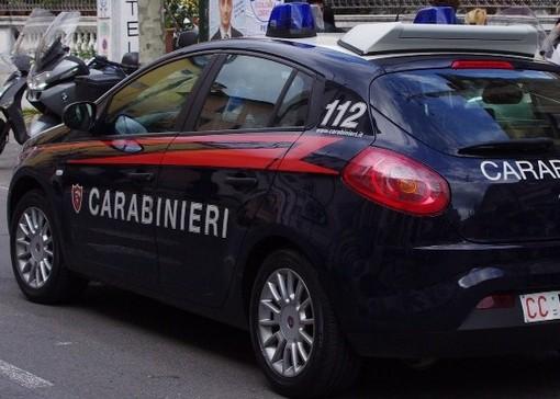 Albenga, lite domestica sfocia in aggressione ai carabinieri: arrestato un 32enne finalese