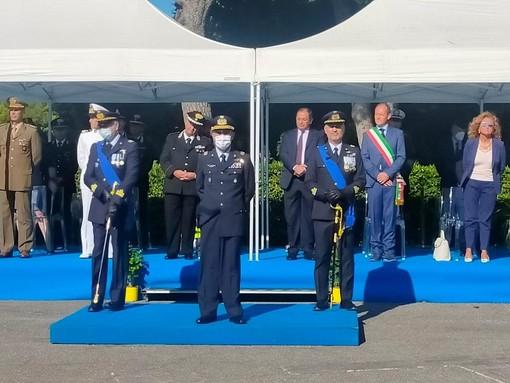 """Capo Mele, cambio al comando del Distaccamento dell'Aeronautica Millitare. Il Generale Vestito: """"Siamo sempre vicino ai popoli per salvaguardare la dignità dell'uomo"""""""