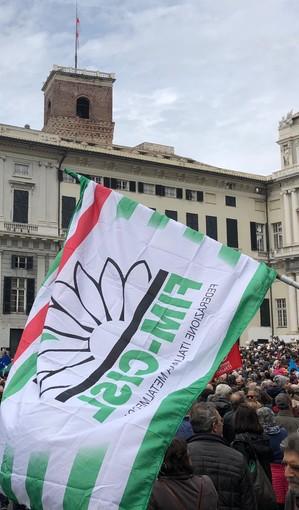 """Alpitel, contratti di solidarietà per 17 lavoratori nella nostra regione. Alessandro Vella (segretario generale Fim Cisl Liguria): """"Giovedì assemblea dei lavoratori nelle sedi liguri"""""""