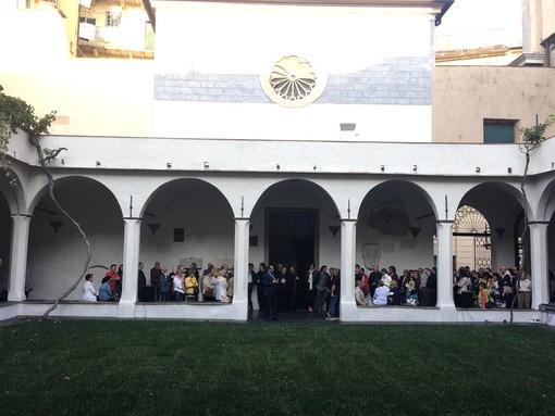 Savona, il 18 ottobre l'inaugurazione del bookshop-biglietteria della Sistina