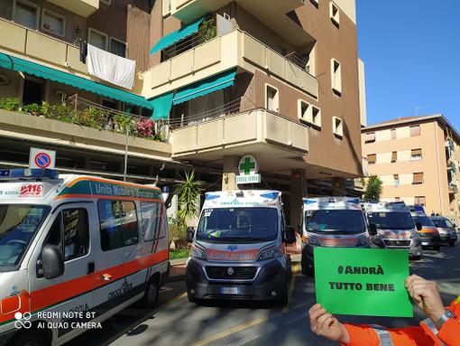 Albisola, la Croce Verde ordina un monitor/defibrillatore da montare sull'ambulanza per il trasporto di persone intubate