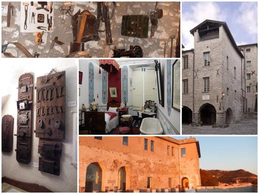 Turismo e cultura, dalla Regione 1,7 mln per spettacolo e musei. Un contributo anche per il museo etnografico di Toirano