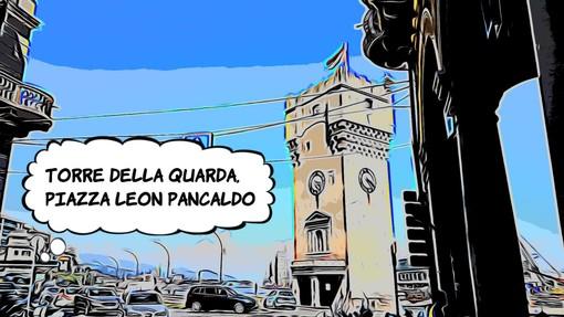 La storia di Savona raccontata con i cartoni animati, una nuova idea firmata da Claudio Arena