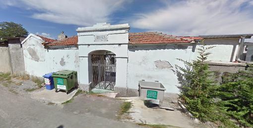 Il cimitero di Cosseria (fonte Google Maps)