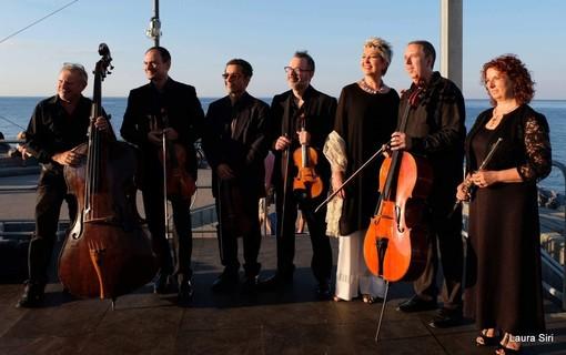Sabato 28 Luglio: ritorna sul Molo Marinai d'Italia di Varazze il Concerto all'Alba degli Archi all'Opera del Teatro Carlo Felice