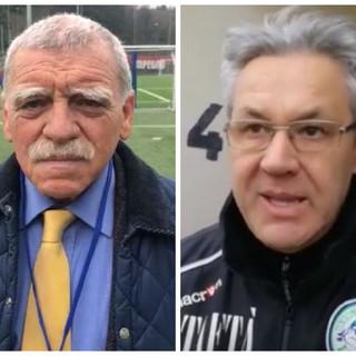 Ugo Maggi e Tonino Caprio, presidenti AIAC Liguria e Savona
