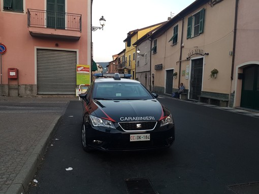 Rapina a mano armata nella tabaccheria di Leca d'Albenga