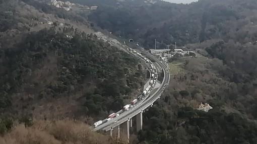 A10, incidente all'altezza di Spotorno: rallentamenti e code in direzione Francia