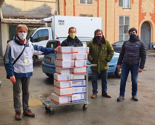 Savona, la solidarietà del #Natalepertutti della Comunità di Sant'Egidio prosegue anche dopo Natale
