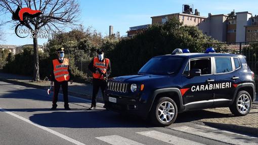 Sotto controllo da giorni, sorpreso dai carabinieri a spacciare: in manette un 23enne di Toirano