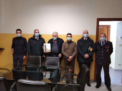 Cambio di Comando tra i Carabinieri di Villanova: arriva il Maresciallo Maggiore Licciardello