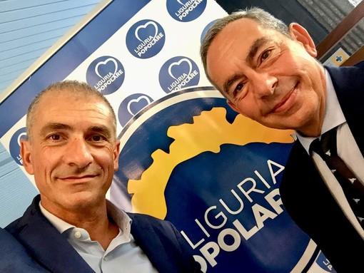 Ubaldo Borchi lascia Fratelli d'Italia e aderisce a Liguria Popolare