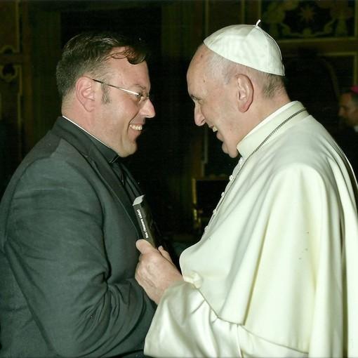 A Sant'Ambrogio di Alassio il nuovo parroco sarà don Gabriele Maria Corini
