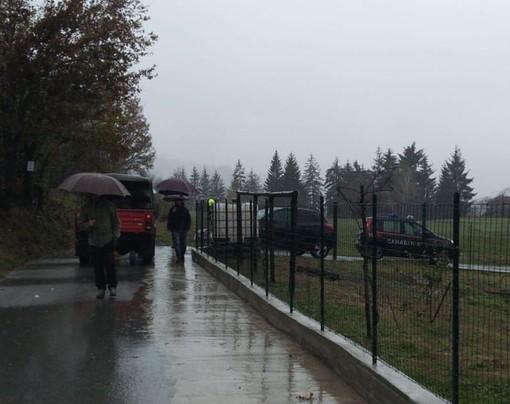 Frana in frazione Rocchetta: chiusa fino a nuova comunicazione la strada con Cengio Bormida