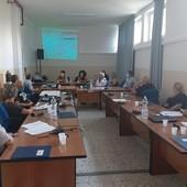 Il consiglio comunale a Vado nelle scuole Medie Peterlin