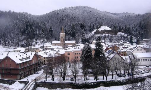 Arpal, oggi abbassamento quota neve: possibili spolverate in Val Bormida
