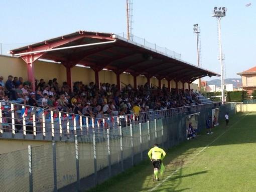 Stadio Ellena di Loano, il Comune dà il via alla ripartenza