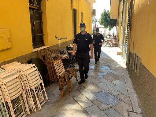 Andora, dà in escandescenza e aggredisce i carabinieri: arrestato 34enne albanese