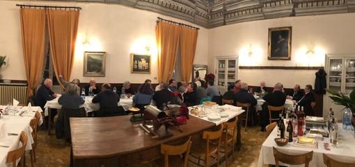 Pieve di Teco: cena di beneficenza per gli sfollati di Calderara e Cenova