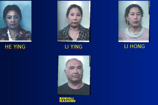 Case di appuntamento a Cairo, arrestate tre cinesi e un commerciante savonese per prostituzione e favoreggiamento dell'immigrazione (FOTO e VIDEO)
