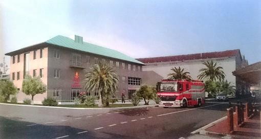 """Santa patrona dei vigili del fuoco, consigliere Bozzano: """"Sono veri eroi, prossimi al via i lavori per la nuova sede di Varazze"""""""