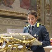 Savona, la Guardia di Finanza celebra il suo patrono con la messa in Duomo (FOTO)
