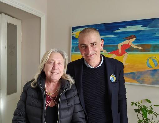 """Costa: """"L'assessore di Varazze Maria Angela Calcagno aderisce a Liguria Popolare"""""""