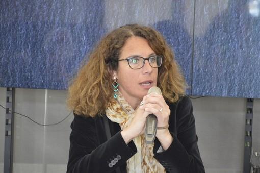 Ilaria Cavo, assessore regionale alle politiche socio sanitarie