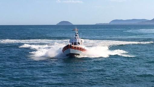 Imbarcazione in difficoltà tratta in salvo dalla Guardia Costiera
