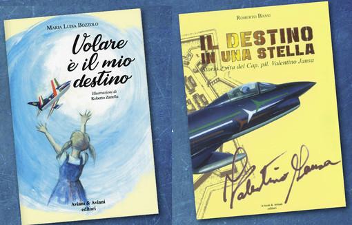 Albenga: due libri sulla storia del pilota-martire Valentino Jansa