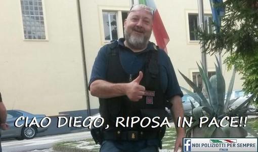 Il SIAP ricorda Diego Turra, l'agente di Polizia morto quattro anni fa a Ventimiglia