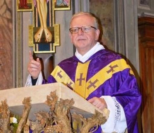 Varazze: don Claudio Doglio presenta il Cenacolo di Leonardo