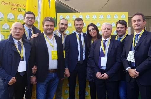 Ettore Prandini è il nuovo presidente nazionale Coldiretti