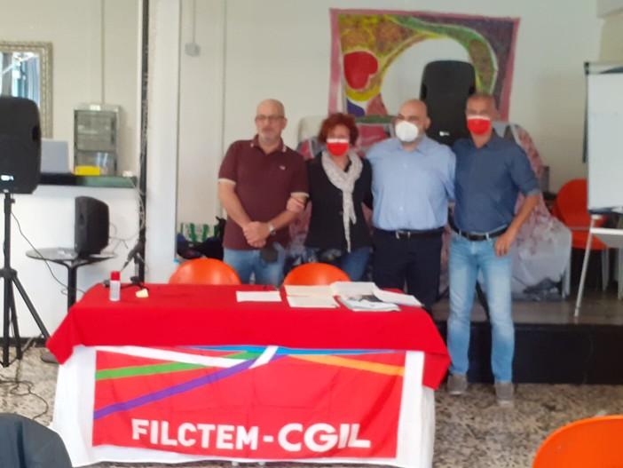 Filctem Cgil, è Dario Delbono il nuovo segretario savonese