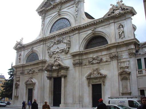 Savona, messa con il vescovo Marino per il Mercoledì delle Ceneri