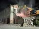 """Cengio, al via la demolizione del """"Palazzo dello Zucchero"""" (FOTO e VIDEO)"""
