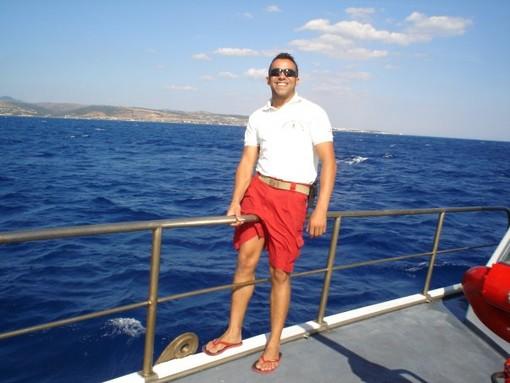 Rigopiano tre anni dopo: la storia di Paolo Demontis, vigile del fuoco cairese