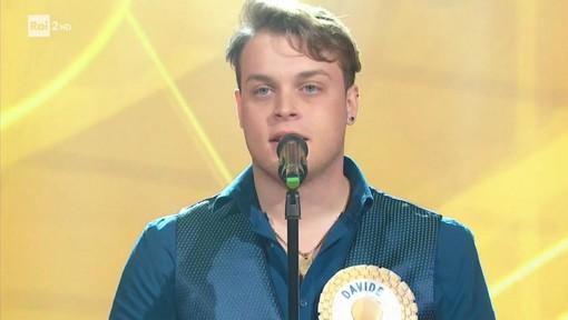 Noli, il tenore Davide Pastorino vince il televoto di Mezzogiorno In Famiglia