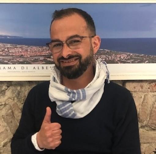 Albenga 2019, Fabio Aicardi si candida a sostegno di Diego Distilo