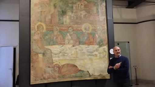 Alle origini della nostra civiltà: un dipinto di Manfredino da Pistoia