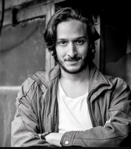 Il noto giovane attore Dario Aita a novembre al Barone Rampante