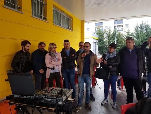 """Il candidato sindaco Diego Distilo incontra Vadino: """"Anche qui siamo ad Albenga, qualcuno lo ha dimenticato"""""""