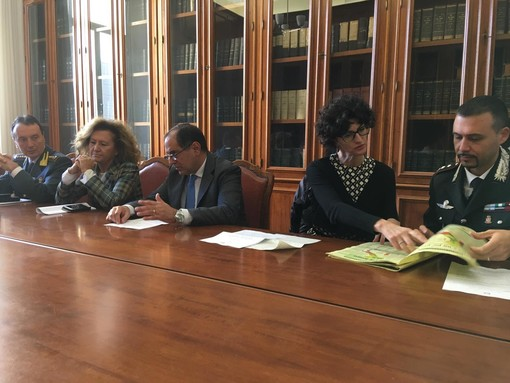 """Sicurezza a Savona, 40 giorni di lavoro sul territorio delle forze dell'ordine. Il prefetto Cananà: """"Non ci fermiamo qua"""""""
