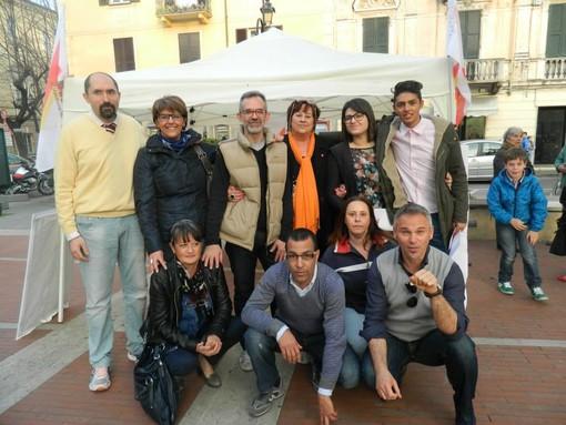 Elezioni Albenga: incontro con i cittadini domani sul lungomare