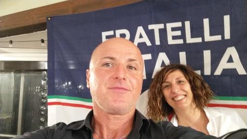 """Marabello (Liguria Riva Destra in Fratelli d'Italia): """"Pur non avendo ottenuto il seggio, Barbara De Stefani ha raggiunto un ottimo risultato"""""""