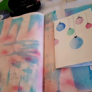 """""""Diario Visivo"""": l'arte diventa un viaggio dentro la nostra personale creatività, nel giardino della Casa del Console di Calice Ligure (FOTOgallery)"""