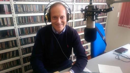 Il sindaco di Andora Mauro Demichelis ospite a Radio Onda Ligure 101