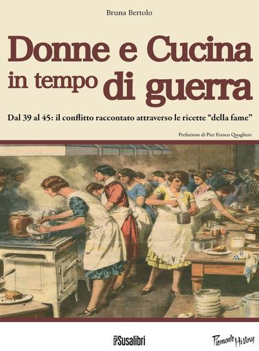 """Ad Albenga si parla di """"Donne e cucina in tempo di guerra"""""""