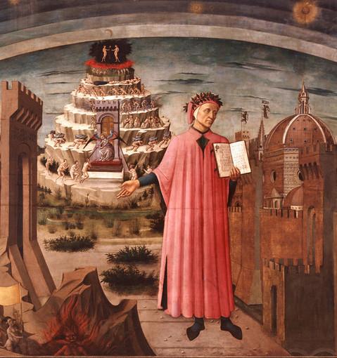 """""""Millesimo legge Dante"""", una rassegna online per i 700 anni dalla morte del Sommo Poeta"""