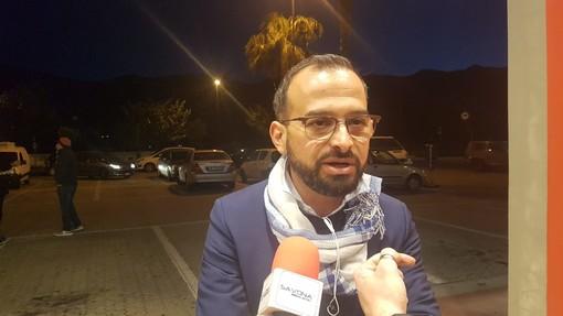 Albenga, il sindaco Tomatis attribuisce al consigliere Distilo la delega al patrimonio
